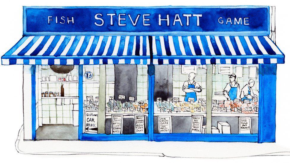 Shopfronts of London: Artist Eleanor Crows view
