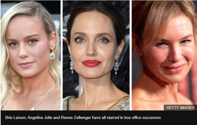 Record number of female film leads, US study suggests