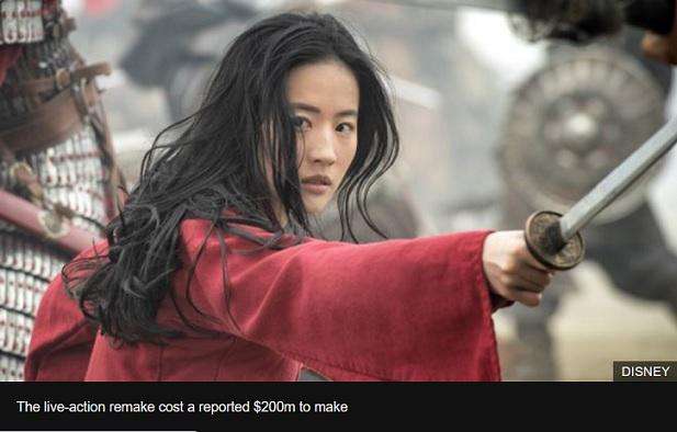 Mulan: UK cinemas hit out at disappointing Disney+ release