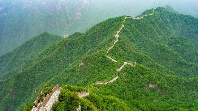 Jiankou: Chinas remote and dangerous Great Wall