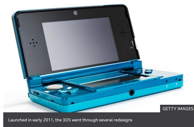 Nintendo 3DS discontinued after almost a decade