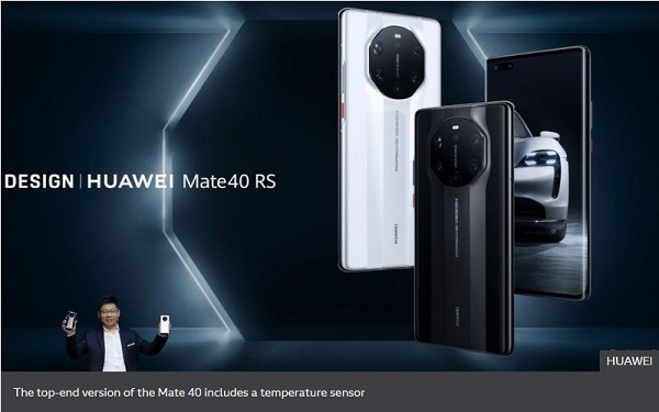 Huawei Mate 40 phones launch despite chip freeze