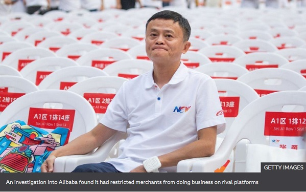Is Alibabas fate a warning to China's tech giants?